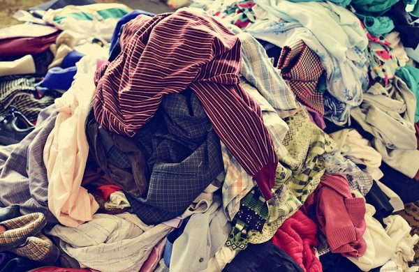 CLOTHING DRIVES TO WARM THE HOMELESS