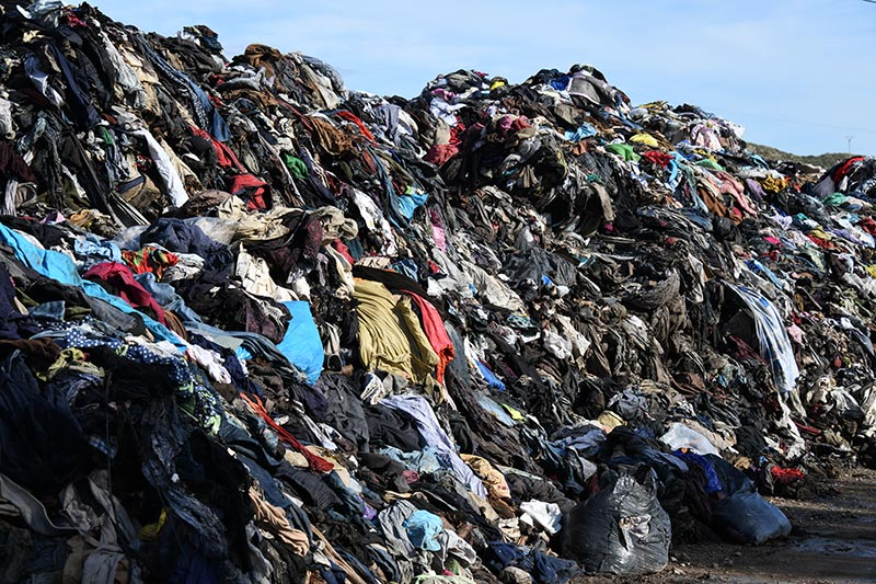 Wasted Clothes - Top Charities in Australia